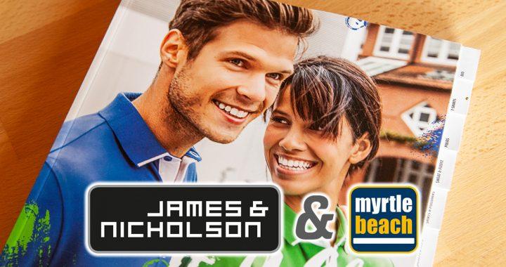 James&Nicholson und myrtle beach